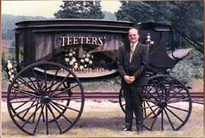 About Us Teeters Funeral Chapel Located In Hawley Pennsylvania